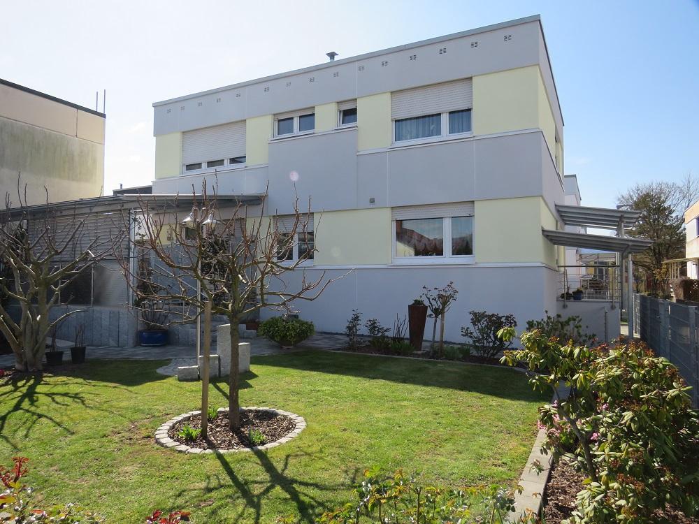 Modernes_Wohnhaus _in Hildboltsweier